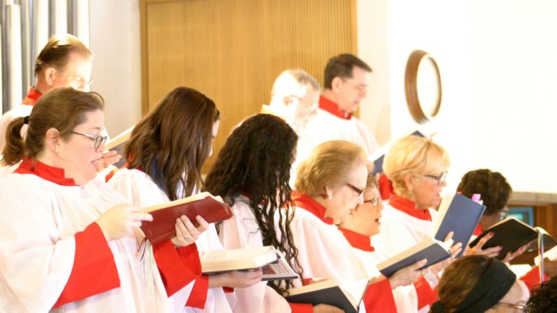 Choir Practice (Schola Cantorum)